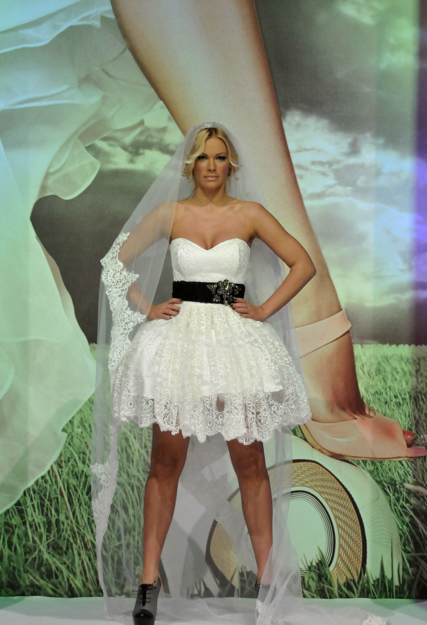 Wedding Show 2011 Natasa Bekvalac