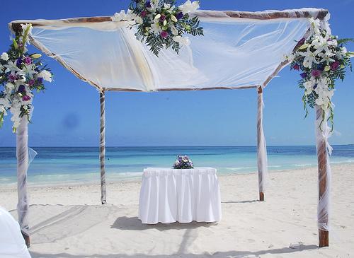 venčanje na plaži