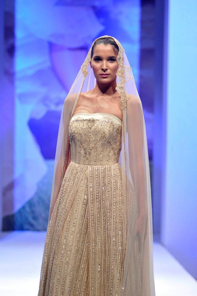 Wedding Show 2011. Verica Rakočević