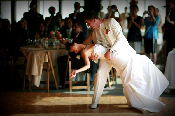 plesni podijum u restoranu