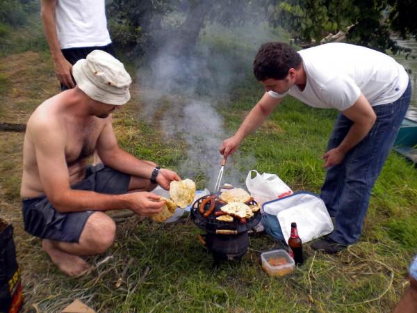 roštiljanje u prirodi
