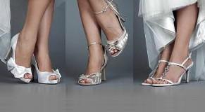 Cipele za mladu Marry ed