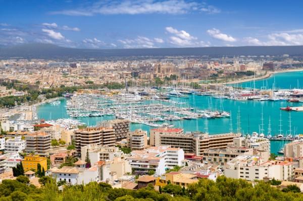 panorama Majorke