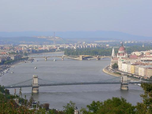 panorama Budimpeste
