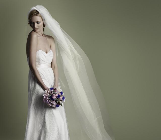 venčanica u vintage stilu