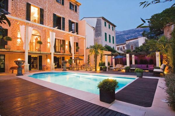 romantični apartmani na Majorki
