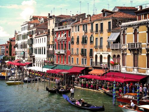 venecijanski restorani i kafei