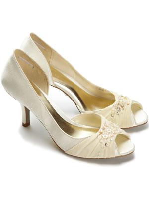 cipele za mladu Monsoon