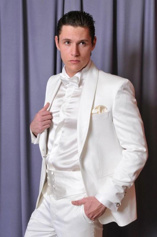 muško belo odelo Butik ZiD2