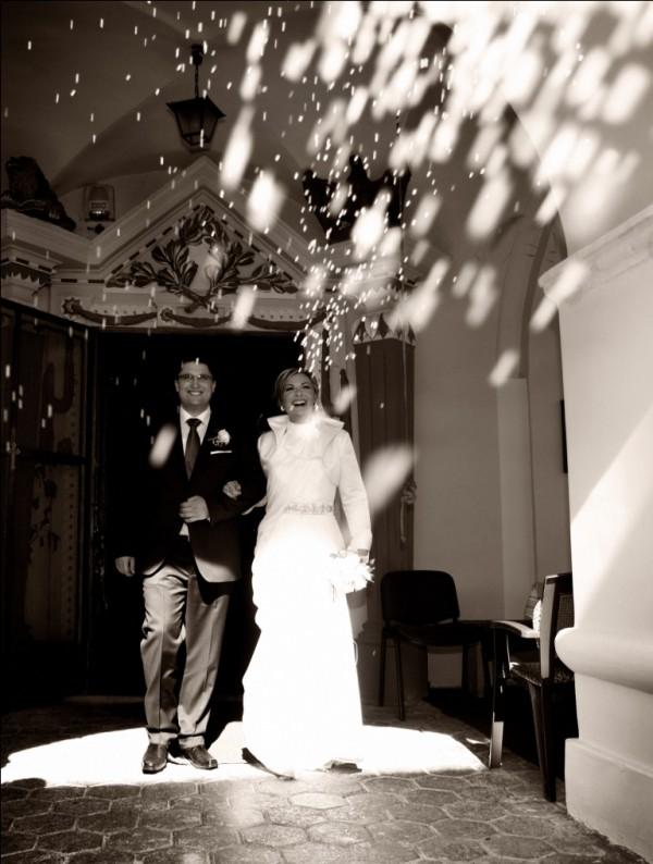Tijana i Nikola venčani