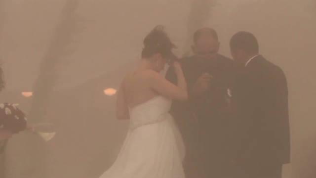 oluja na venčanju