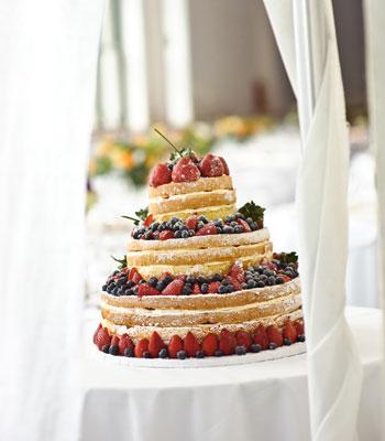 letnja mladenačka torta