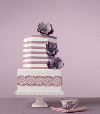 moderna mladenačka torta
