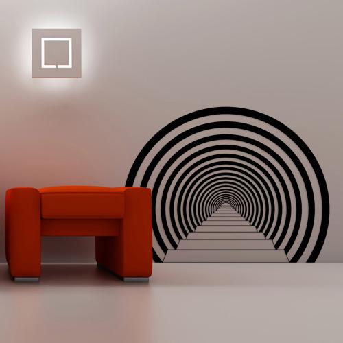 Fantastick stikeri za zid, model Hypnotic