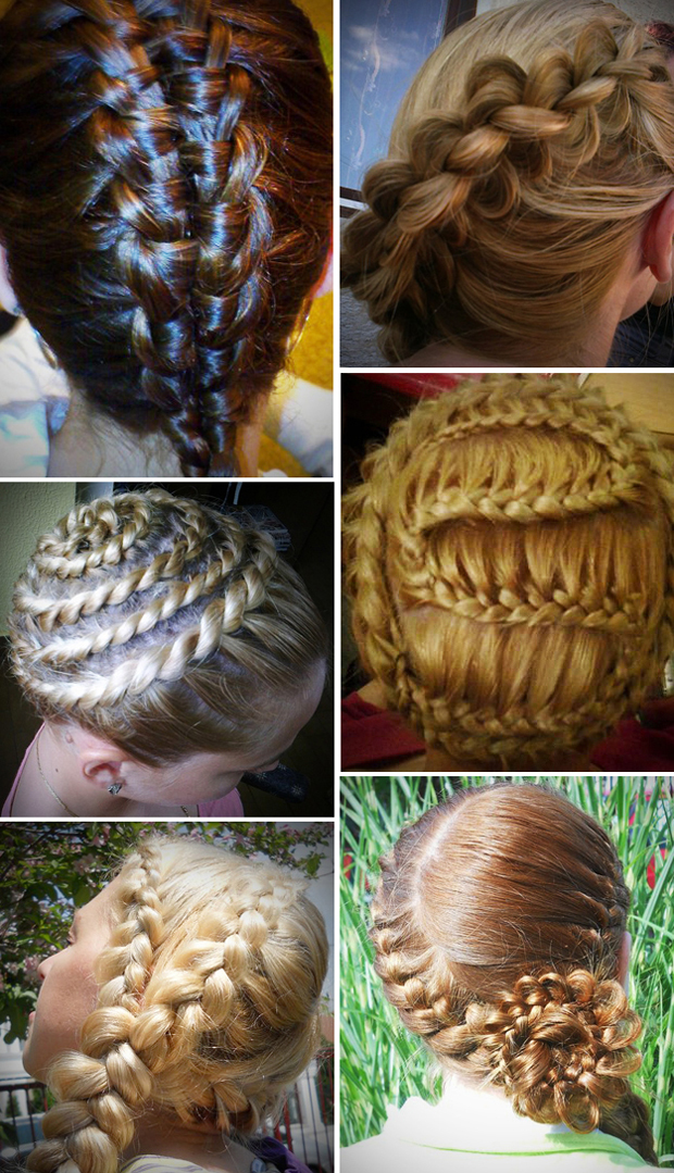 frizura za mladu selunale