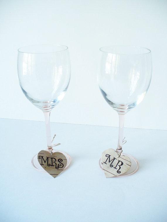čaše za šampanjac za mladence
