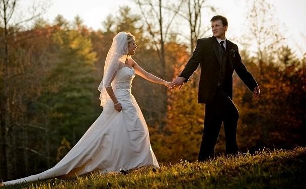 mlada i mladoženja venčani