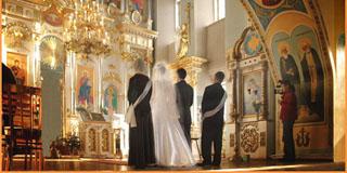 Pravoslavno crkveno vencanje