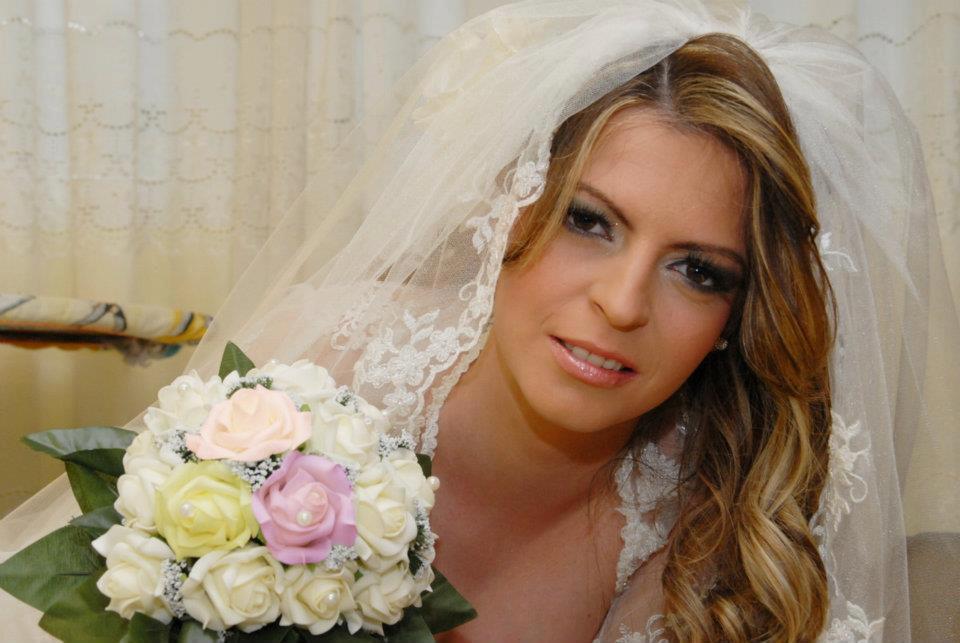 šminka za venčanje Milica Božić