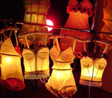 korset lampe