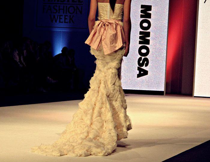 Mihano Momosa na 30. Amstel Fashion Week-u