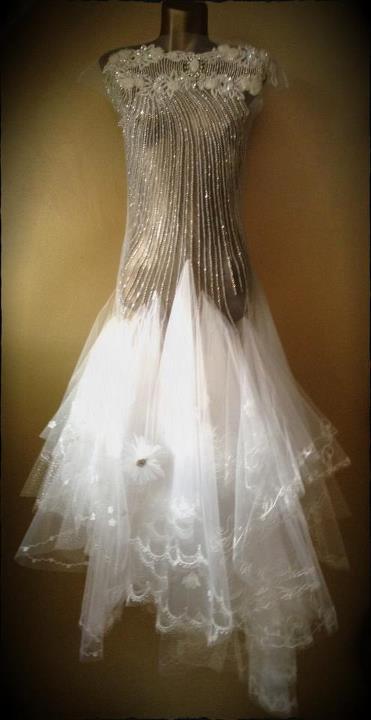 haljina Boudoir Diamond Goddess