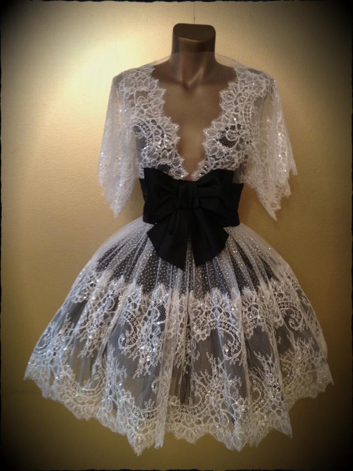 haljina Boudoir Miss Perfect Dress