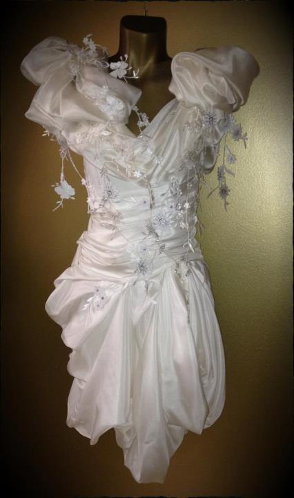 haljina Boudoir Wrap Me Gently Dress