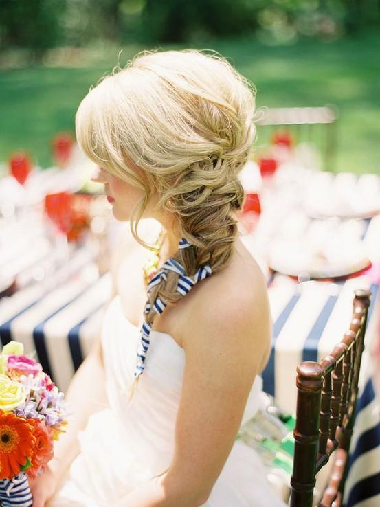 frizura za venčanje