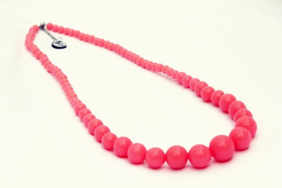 crveni ogrlica RINGeRAJA