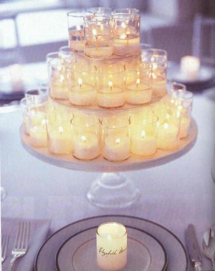 dekoracija svećama