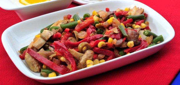 mešano povrće