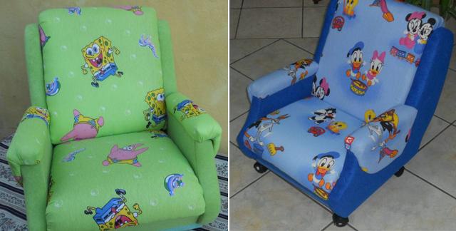 foteljice za decu