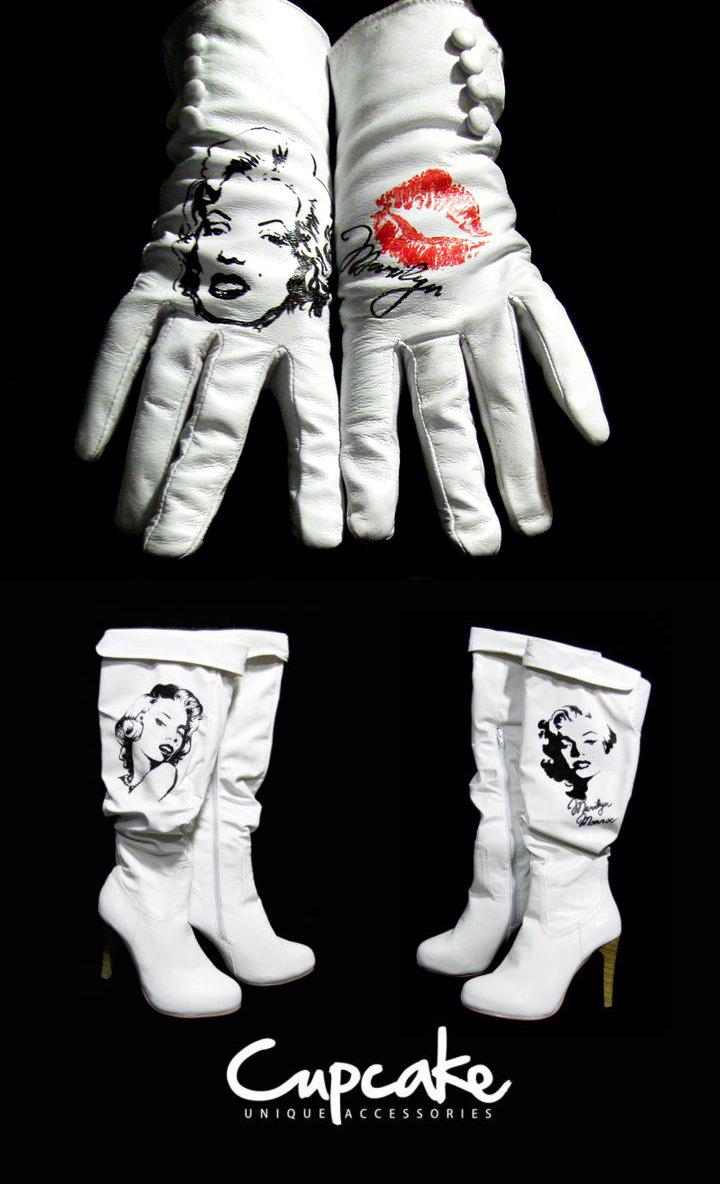 cupcake rukavice i cizme