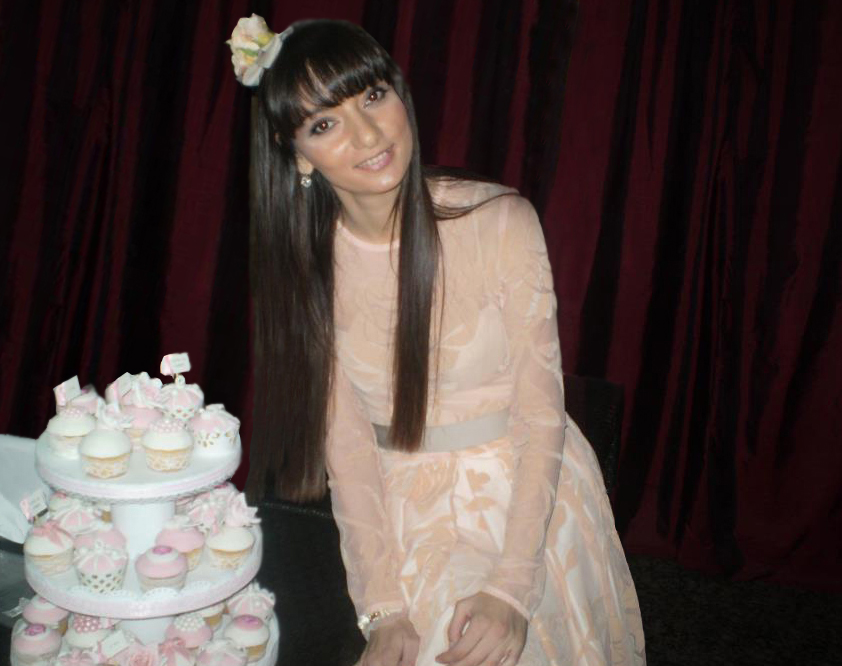 Vanilica kolaci i Mihano Momosa haljina