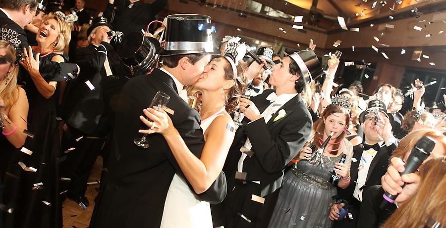 novogodišnje venčanje