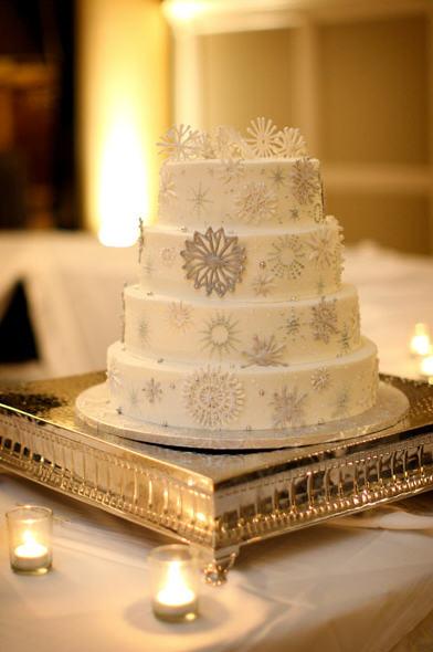 novogodišnja mladenačka torta