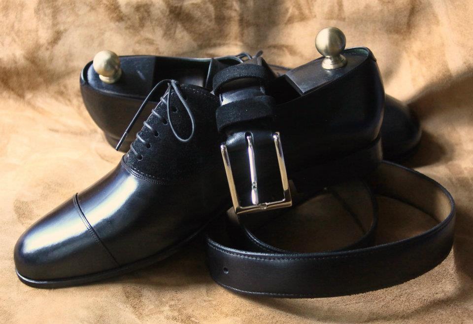 muske cipele i kais Igor Suhenko