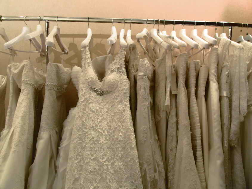 venčanice na sajmu venčanja