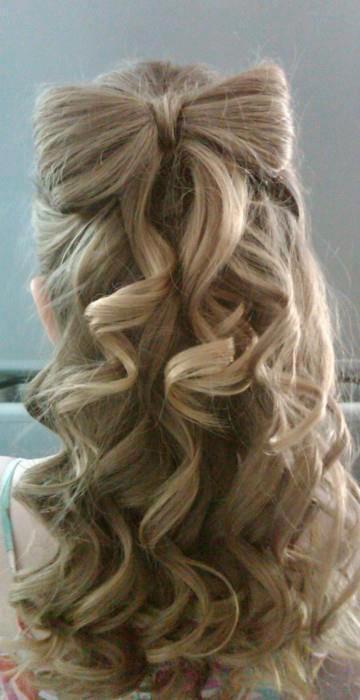 svecana frizura za vencanje ili izlazak