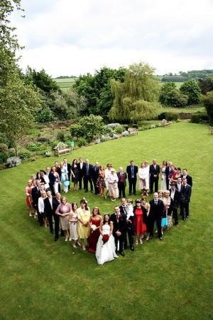 ideje za fotografije sa venčanja