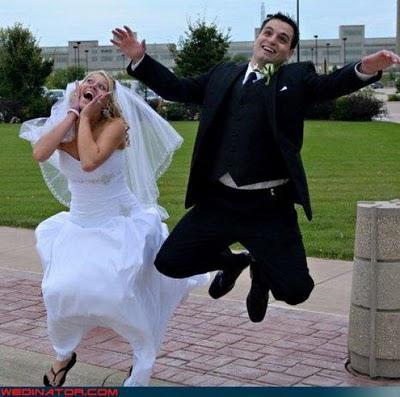 smešne fotografije venčanja