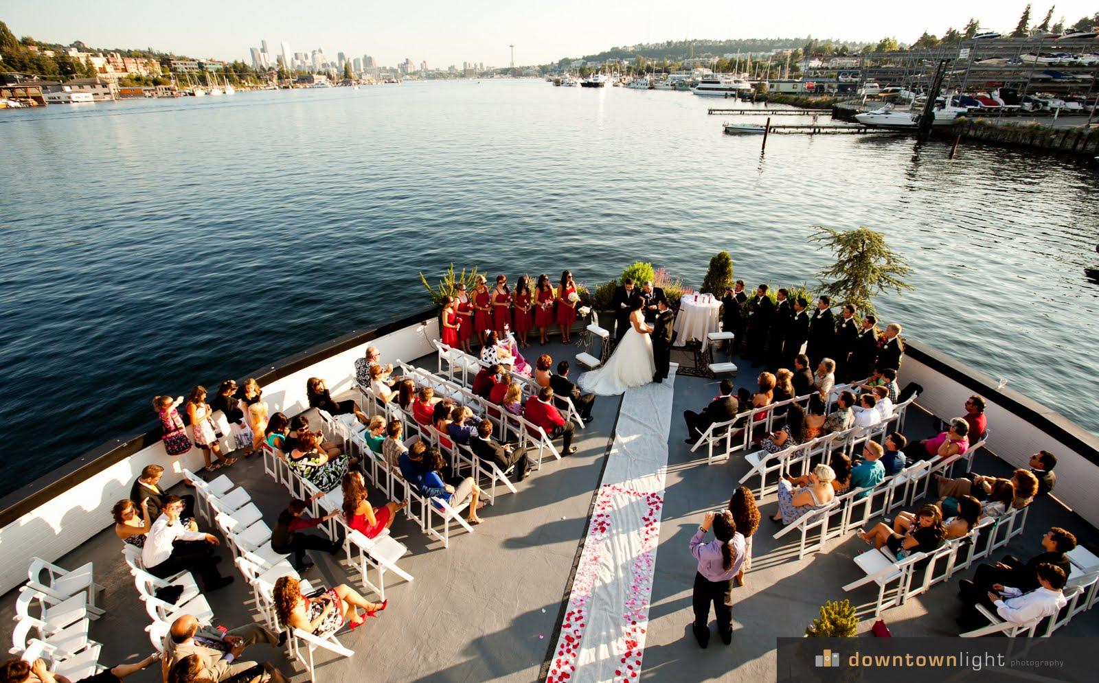 vencanje na bordu