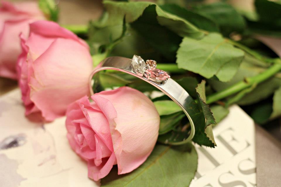 kolekcija nakita za venčanje by INES atelier