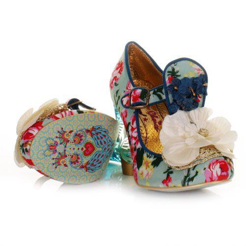Can't Touch This, Irregular Choice
