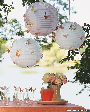 lampioni sa leptirićima