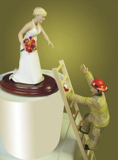 figurice za mladenačku tortu
