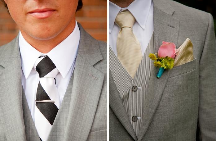 moderni stil mladoženje na venčanju