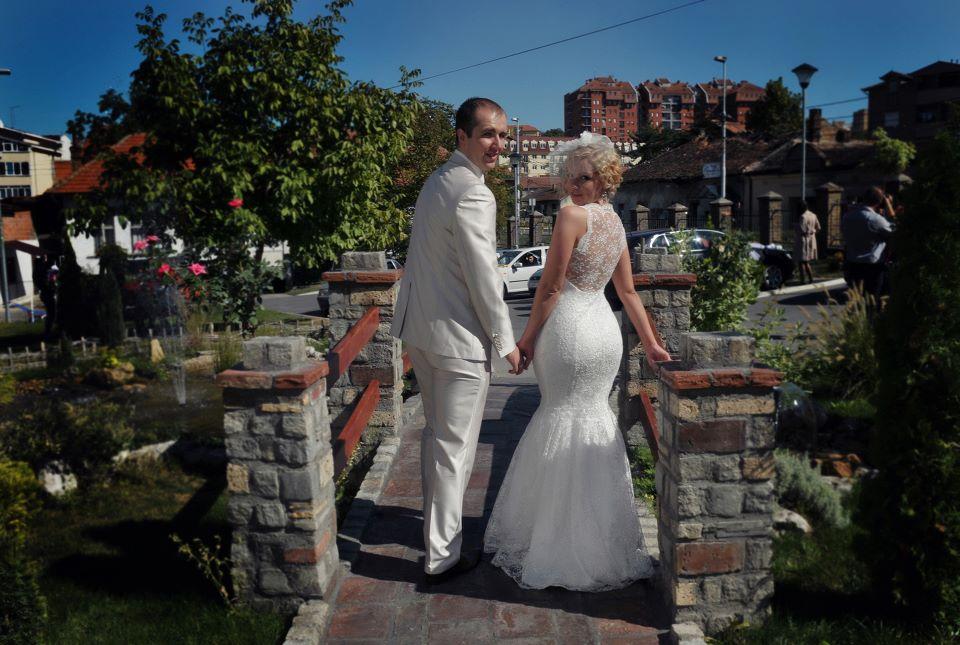 Studio Haljinče venčanica