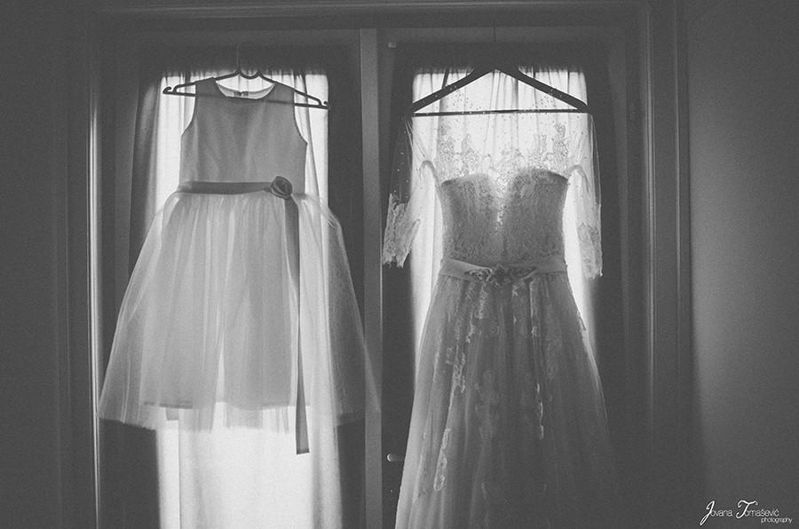 vencanica i haljina za deverusu